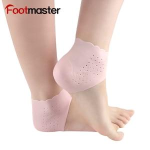 Protector Heel Socks Prevent Dry Skin Against Peeling Soft Silicone Foot Skin Care Washable Moisturizing Gel shoe Cushion