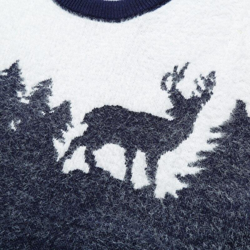2020 new sweater men brand christmas pullover sweater winter privathinker wool men korean long sleeve