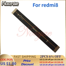 Mainboard Screen-Connect Flex-Cable Lcd-Display Novaphopat Redmi for 8-8a PCB