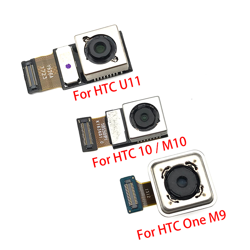 New Back Rear Camera  Big Main Camera Module Flex Cable For HTC One M9 10 M10 U11 Repair Parts|Mobile Phone Flex Cables| |  - title=