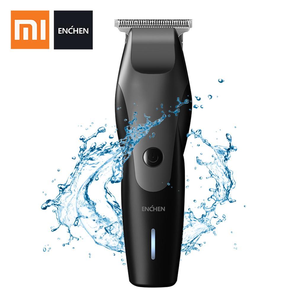 Xiaomi ENCHEN Electric Hair Clipper Rechargeable Professional Hair Trimmer Hair Cutting Machine Haircut Men Beard Trimmer