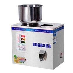 YTK машина для взвешивания чая, листьев, зерна, медицина, семена, соль риса, упаковочная машина, большой наполнитель частиц