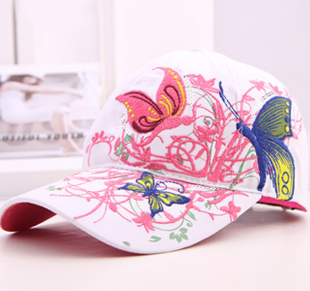 Women Cap Embroidery...