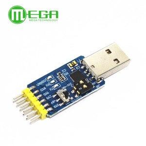 Image 3 - Nouveau USB CP2102 à TTL RS232 USB TTL à RS485 convertisseur mutuel 6 en 1 Module de conversion bon