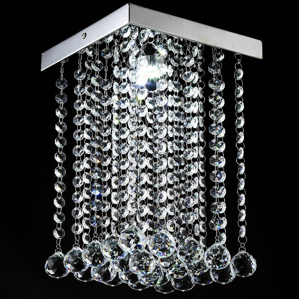 Nordic Hanging Lamp Luminaire Suspendu Crystal Bedroom  Luminaire Suspendu