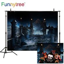Allenjoy vinyl photo backdrops Cemetery Tombstone Horror Iron gate Halloween backdrop photocall photo printed excluding stand allenjoy vinyl photo backdrops pink board flowers romantic wedding backdrop photocall professional customize excluding stand