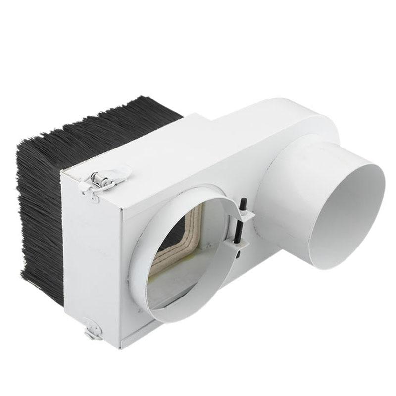 80mm Durchmesser Staub Kollektor Staub Abdeckung Pinsel Für CNC Spindel Motor Fräsen Maschine Router Werkzeuge