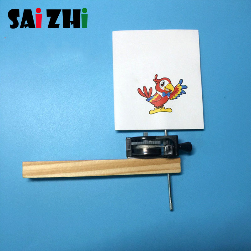 Saizhi Model Toy Diy Physics Experiments Cage Bird Simulator Developing Intelligent STEM Science Toy Birthday Gift SZ3302