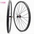 YASE Углеродные дисковые колеса 27 5 mtb колеса NOVATEC D791SB 792SB boost 100x15 148x12 велосипедные колеса 30x30 мм набор бескамерных колес из углерода