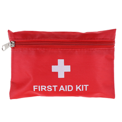 Mini Safe Camping Hiking Car First Aid Bag Kit Medical Emergency Kit Treatment Pack Outdoor Wilderness Survival