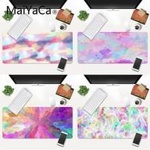 Цветной 3d коврик для мыши maiyaca aquarela самый крутой компьютерный