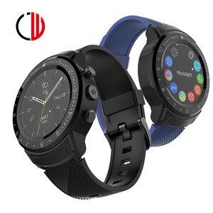 CZJW DA09 Smartwatch, Android 4G Sim-карта независимая GPS камера Оригинальный Smartwatch мужчина женщина Wifi для телефона