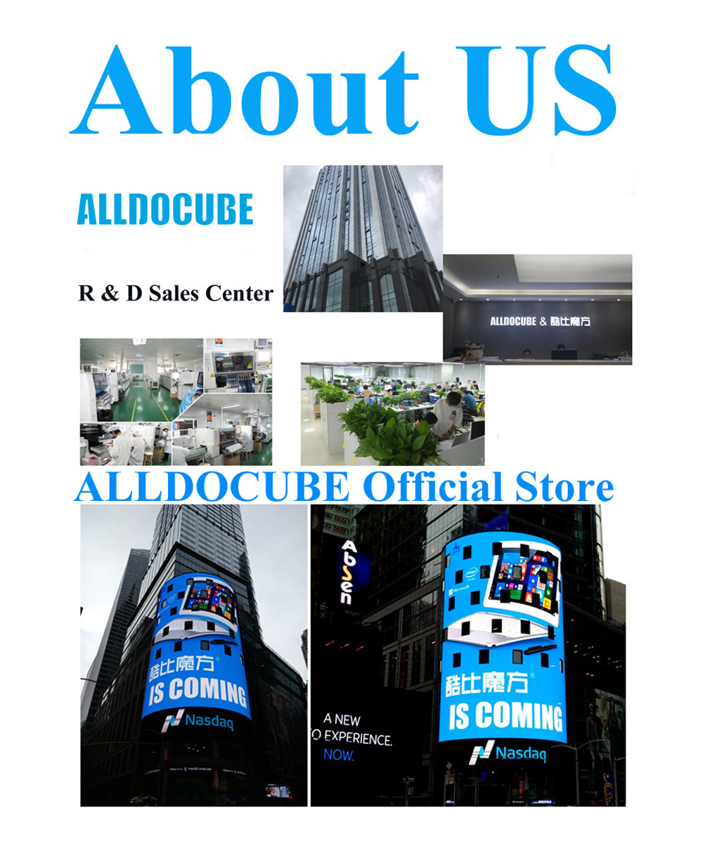 ALLDOCUBE M5XS 10.1 inch 4G LTE Android Tablet