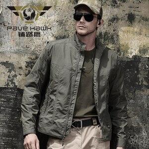 Мужская ветровка в стиле милитари, тонкая тактическая куртка с защитой от ветра, водонепроницаемая, летняя, Спортивная, походная куртка