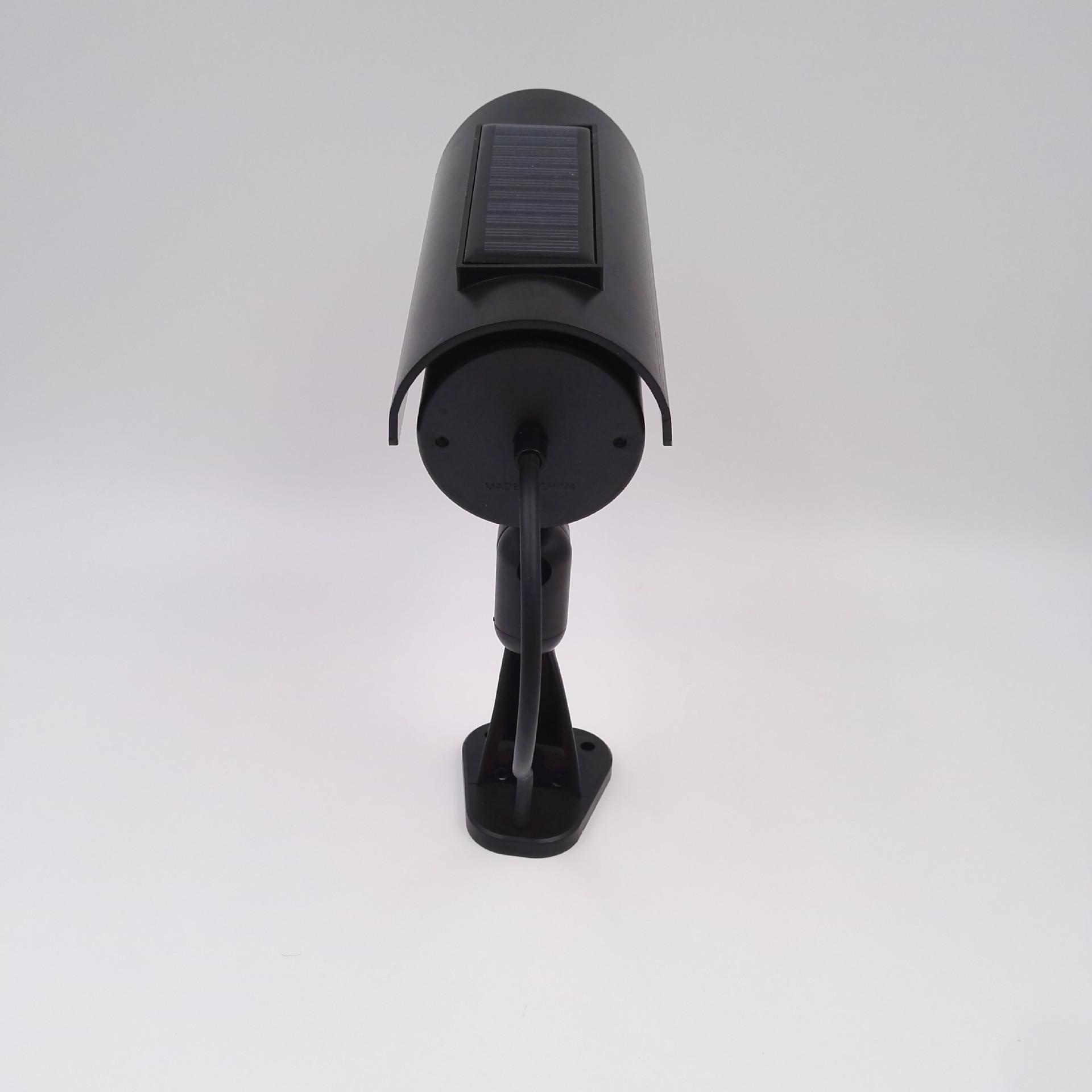 solar dummy camera waterproof fake security ip surveillance