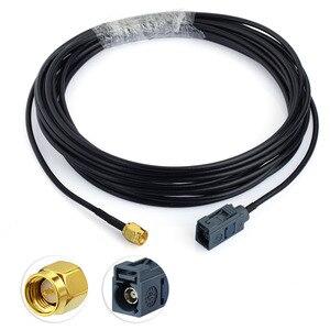 Image 5 - Superbat DAB/FM Auto Digitale Radio Amplified Antenna con il GPS del Supporto del Tetto Antenna e Cavo di SMA Antenna di Ricambio per auto DAB