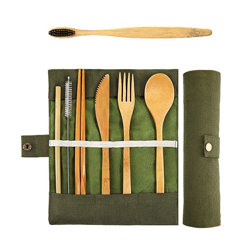 Bamboo-Cutlery-Set-with-Case-Reusable-Travel-Utensil-Set-Bamboo-Fork