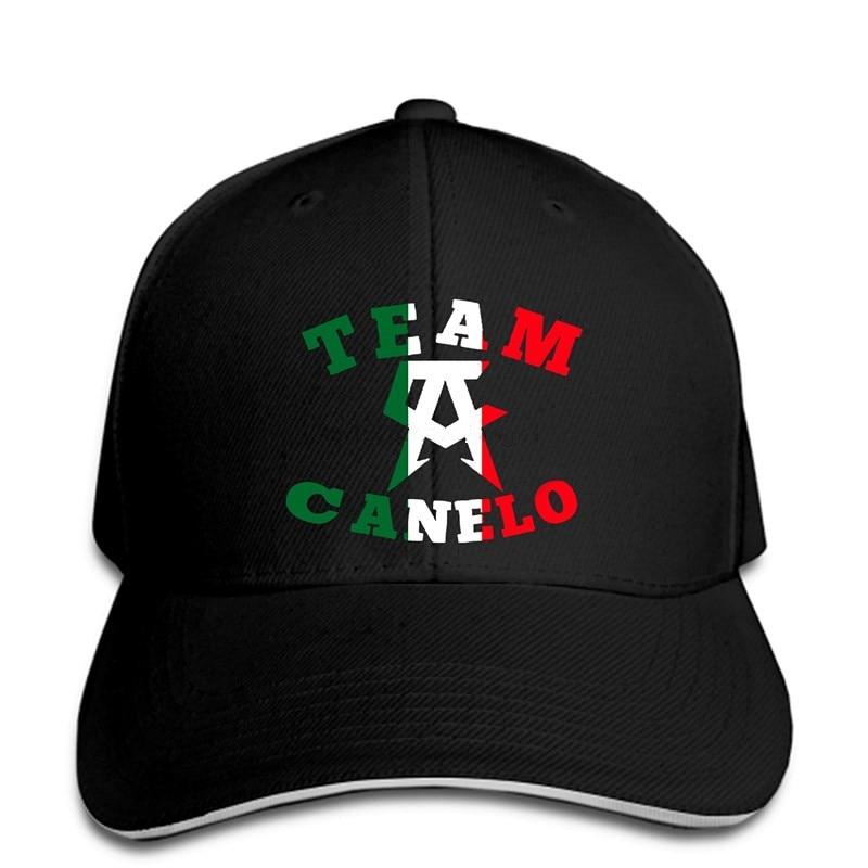 Canelo team boxing - custom men Men Baseball Cap Snapback Cap Women Hat Peaked