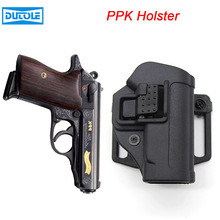 Tactical CQC PPK Holster Case For PPK-L PPK/S 2238 Gun Right Hand Hunting Airsoft Belt Pistol Carry