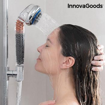 Wielofunkcyjny prysznic ekologiczny InnovaGoods tanie i dobre opinie ES (pochodzenie)