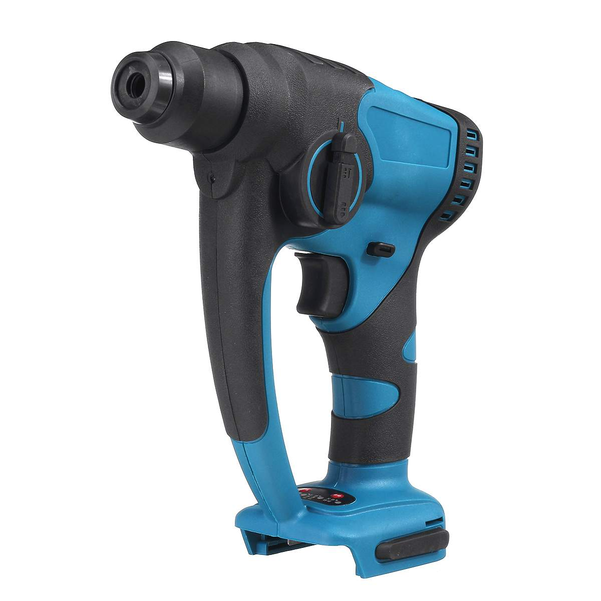 21V Rechargeable Brushless Cordless Rotary Hammer Drill Electric Demolition Hammer Power Impact Drill Adapted To Makita Battery