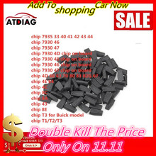 10 50pcs/lot Xhorse VVDI Super Chip XT27A01 XT27A66 Chip Work for VVDI Key Tool/VVDI MINI Key Tool