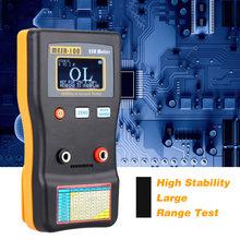 KKMOON MESR-100 ESR Kapazität Ohm Meter Professionelle Messung Kapazität Widerstand Kondensator Circuit-Tester
