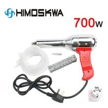 700W Heavy plastic adjustable welding torch hot air gun 100-450 degrees voltage 220v-240v current 50-300L Min temperature tools