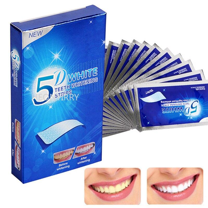 28/14pc 5d dentes branqueamento tiras dente branco kit dental higiene oral cuidados tira para dentes falsos folheados dentista seks clarear gel