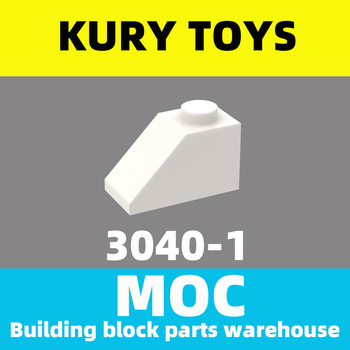 Kury Toys DIY MOC For 3040 Building block parts For Slope 45 2 x 1 For Slope image
