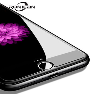 Image 1 - 9H Gehärtetem Glas 2,5 D 9H Ultra dünne Für iPhone Xs Max XR 8 7 6 6s Plus 6 6s 5 5s SE 4 4S Premium Screen Protector galss