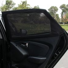 Sun-Shade Block Window Car-Side Rear for 1-Pair E7CA Fit Sox Travel Mosquitoes Universal