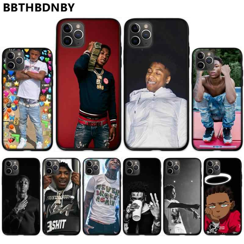 NBA YoungBoy Never Broke Again DIY Painted Bling Phone Case For iphone 5 5S SE 5C 6 6S 7 8 plus X XS XR 11 PRO MAX