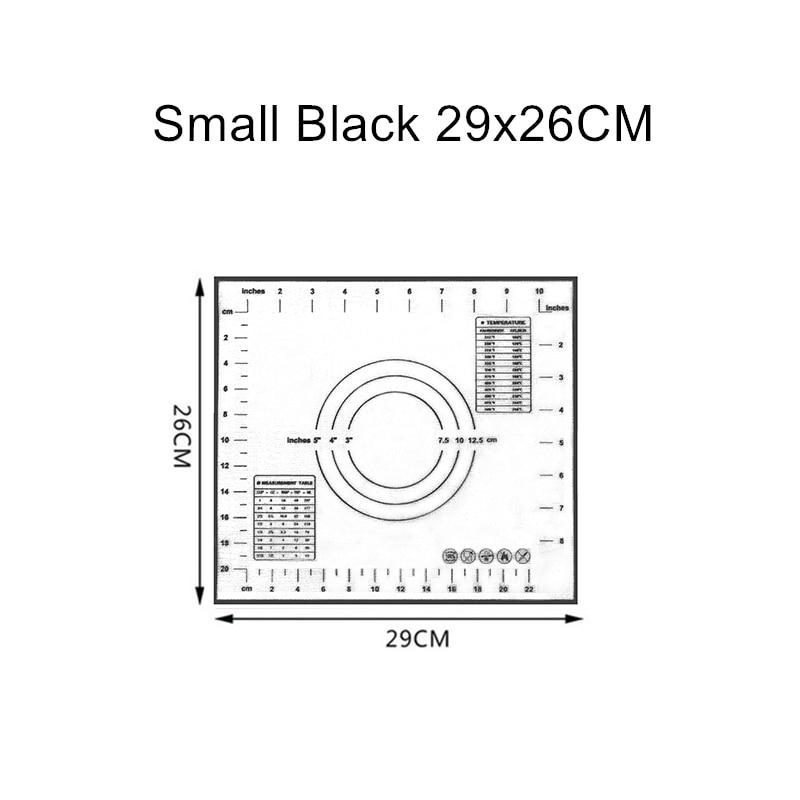 Black 29x26cm