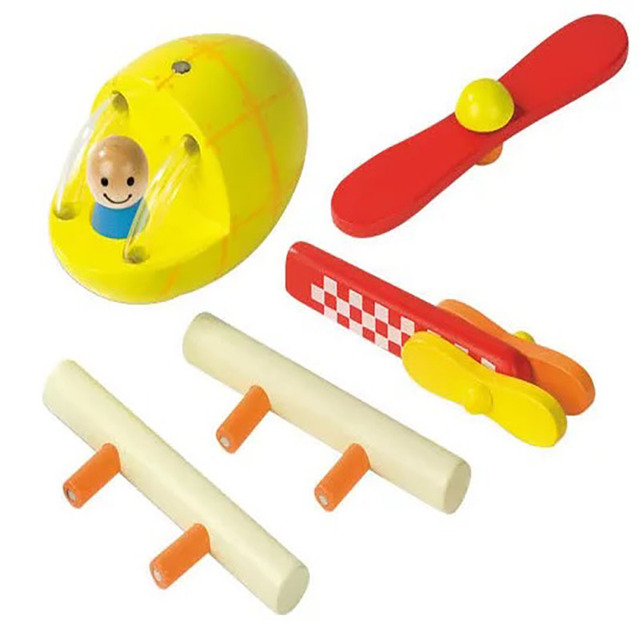 Wooden Magnetic Children Toy