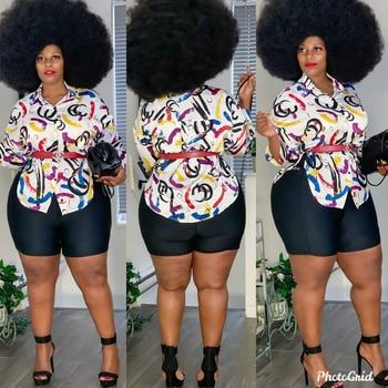 Hot Sale Vintage Fashion Women Long Shirt High Quality Lady Clothes Vintage Chic Sexy Short Mini Dress Women Shirts Blouses 1