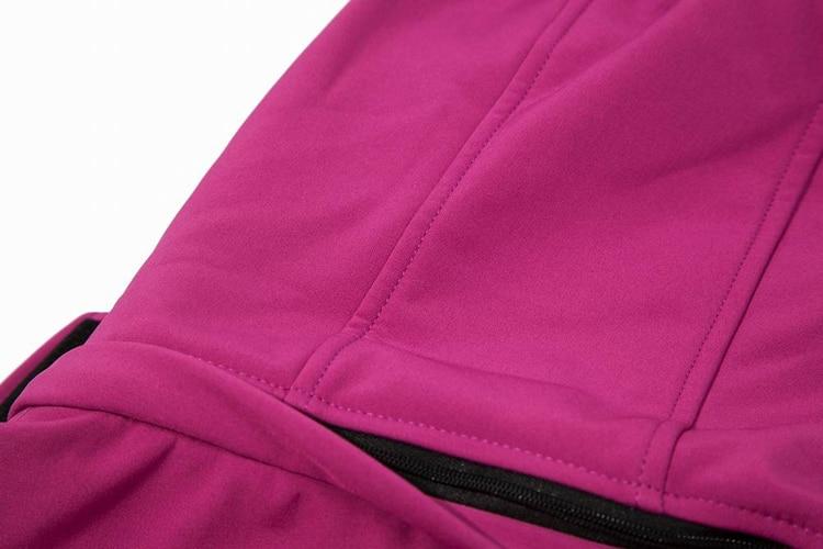 acampamento escalada marca feminina casacos