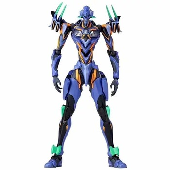 цена на 17cm Final Model Genesis Evangelion Anime PVC Action Figure Collectible Model Toy Doll Gift