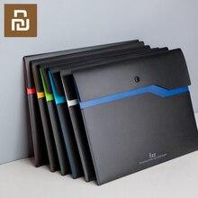 Xiaomi Fizz 서류 정리 A4 파일 홀더 주최자 2 층 대용량 서류 가방 비즈니스 서류 가방 사무용품