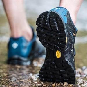 Image 4 - חדש Youpin Proease יער חיצוני נעלי Xiaomi אקו מערכת סניקרס נשים עמיד למים V תחתון אנטי שקופיות הלם לנשימה נעליים