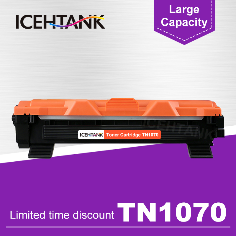 ICEHTANK TN1070 <font><b>toner</b></font> cartridge compatible for <font><b>Brother</b></font> TN1030 TN1080 TN1060 TN1070 <font><b>HL</b></font>-<font><b>1110</b></font> 1210 MFC-1810 DCP-1510 1610W image