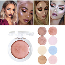 PHOERA Iluminador Maquiagem Face Highlighter Cream Makeup High Gloss Women Body Shimmer Paste Sexy Bronzer Highlight