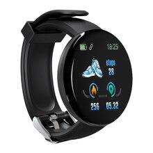 Yuexia Smart Watch Men Blood Pressure Round Bluetooth Smartwatch Women