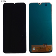 TFT Incell Phone LCD Display For Samsung Galaxy A20 A205 SM-A205F A205F LCD Display + Touch Screen Digitizer Panel Sensor Frame