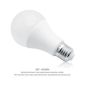 Image 5 - E27 Ha Condotto La Lampadina Luce Bianco Della Natura Bianco 4000k 6500k Bianco Caldo 3000k 220V 230V 5W 7W 9W 12W 15W Lampadina A Risparmio Energetico Lampada Della Sfera di Bubbe