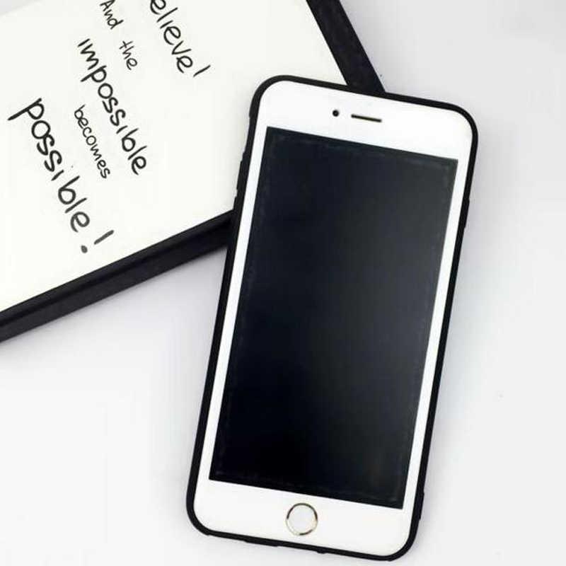 2020 en moda şeker renkler şarap yumuşak silikon telefon kapak Fundas Coque için Iphone 6 S 7 7 artı 6s 6 artı 8 8 artı X