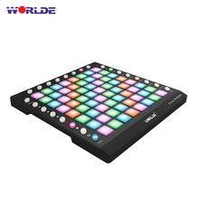 World PAD-3 étagères, nouveau contrôleur de batterie MIDI USB avec curseur rétro-éclairé, Instruments de musique électroniques