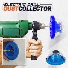 Drill Dust Collector Must-Have Accessory Electric Hammer Drill Dust Collector for Home Reusable Drilling Woodworking Tools