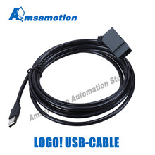 USB-LOGO isolado para logotipo siemens série plc cabo de programação logotipo! Cabo usb rs232 logo do cabo PC-CABLE PC-6ED1057-1AA01-0BA0