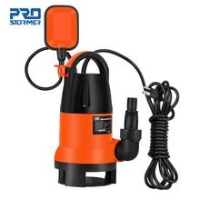 Sumpf Pumpe 1HP 3700GPH Tauch Clean/Schmutzig Wasser Pumpe mit Automatische Float Schalter teich durch PROSTORMER